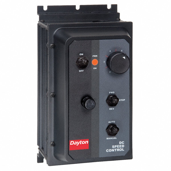 Dayton Sd Control Dc manual on
