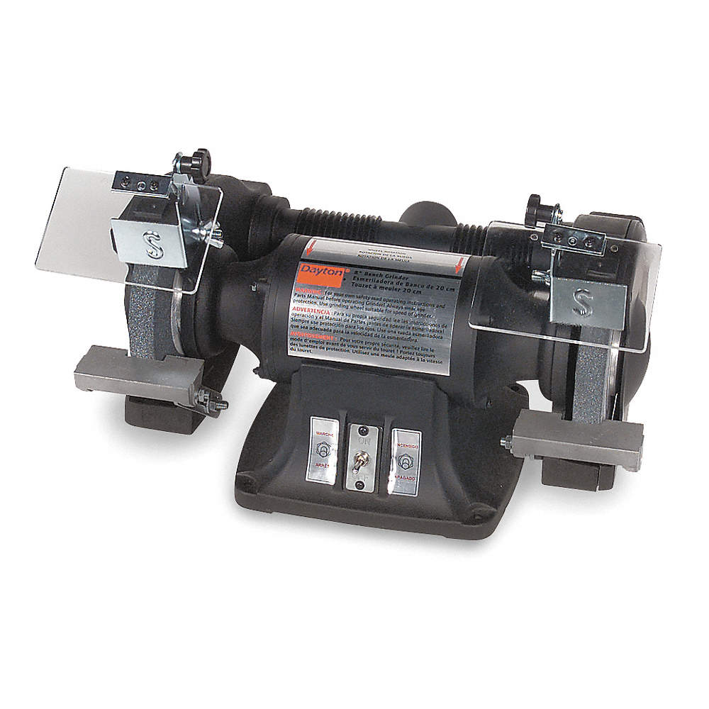 Amazing Dayton Heavy Duty Bench Grinder 120V 3 4 Hp 3450 Max Rpm Pdpeps Interior Chair Design Pdpepsorg