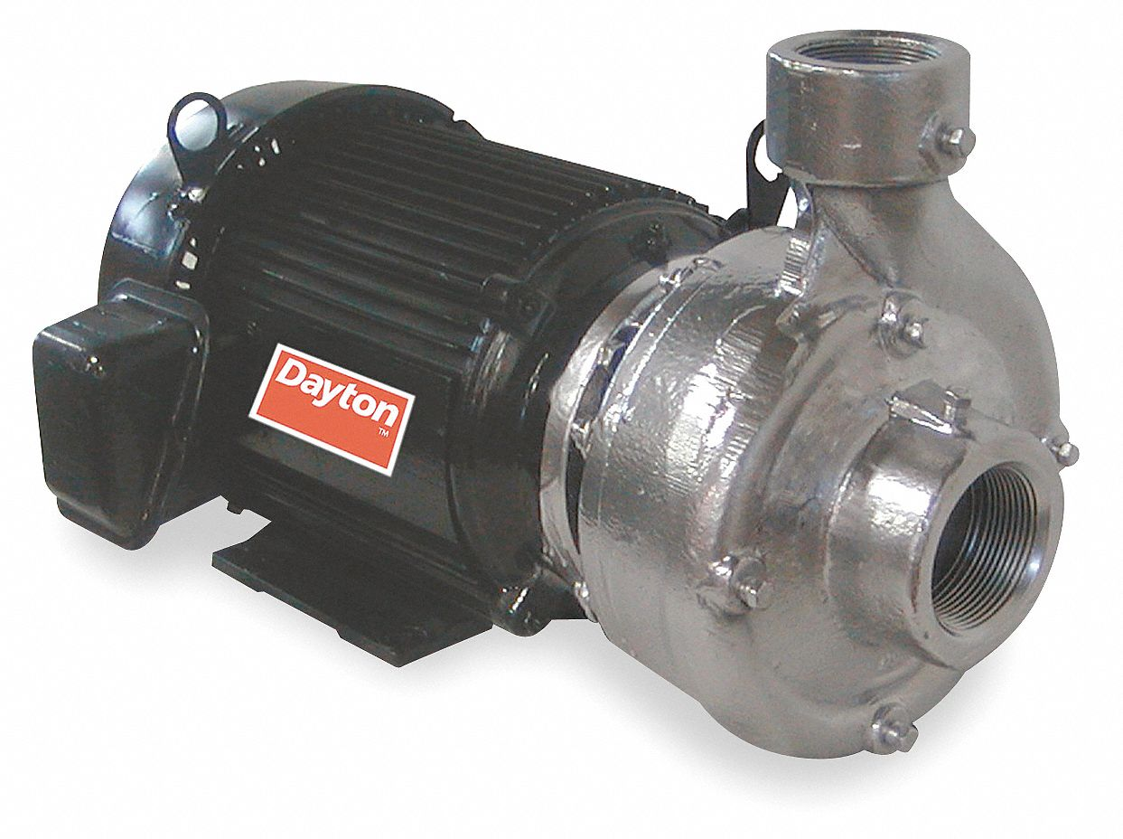 Straight Centrifugal High Flow Pumps