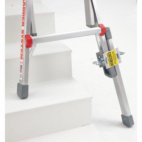 Little Giant Ladder Leveler Aluminum Adjustable Up To 18