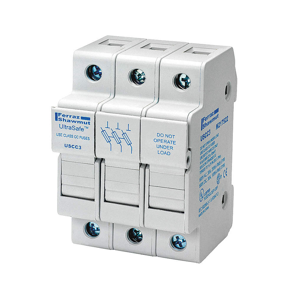 Mersen Ferraz Shawmut 3 Pole Industrial Finger Safe Fuse Block Ac Box Zoom Out Reset Put Photo At Full Then Double Click