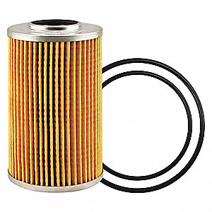 "Hydraulic Filter,Element Only,4-25/32"" L"