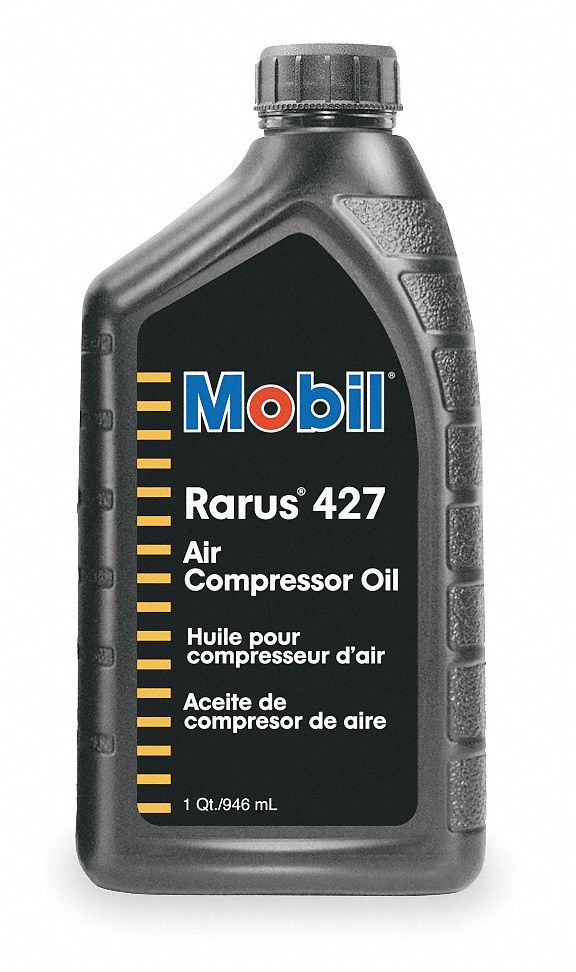 1 qt Bottle of Non-Detergent Compressor Oil