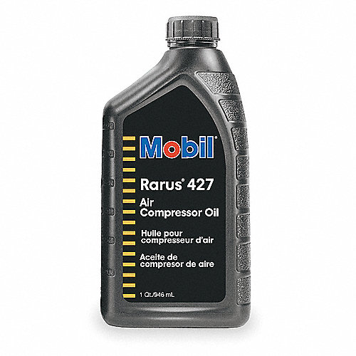 Mobil aceite d compre 1 cuarto in d visc 100 aceites for Aceite para compresor