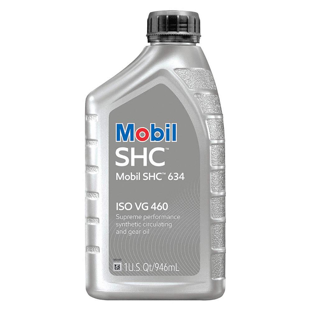Synthetic, SAE Grade : 140, 1 qt  Bottle