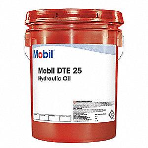 1l mobil dte 25 iso vg 46 hydraulic oil   ebay.