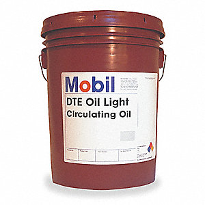 DTE Oil Light, Premium Circulating Oil, 5 gal. Container Size