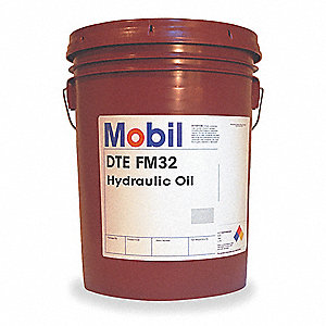 DTE FM 32, Machinery Oil, 5 gal. Container Size