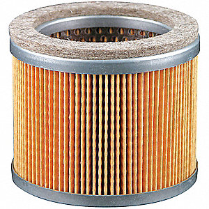 Air Filter,2-17/32 x 2-23/32 in.