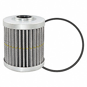 "Hydraulic Filter,Element Only,2-23/32"" L"