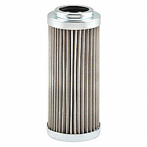 "Hydraulic Filter,Element Only,4-15/32"" L"