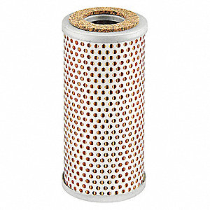 "Hydraulic Filter,Element Only,5-5/16"" L"
