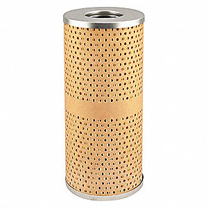 "Hydraulic Filter,Element Only,7-7/8"" L"