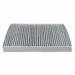 Air Filter,8-3/16 x 1-3/16 in.