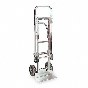 Convertible Hand Truck, Continuous Loop, Overall Height 61-1/2""