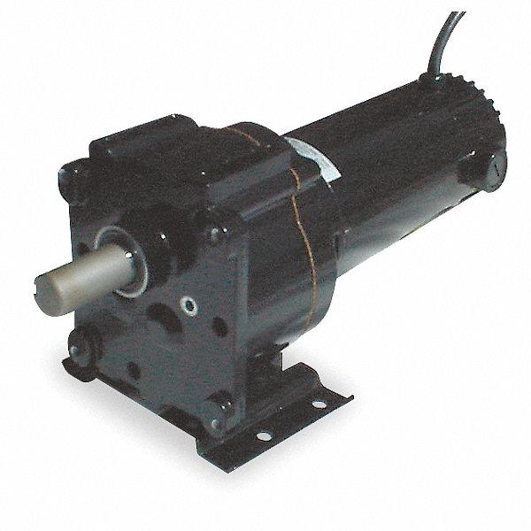 Dayton dc gearmotor 24vdc nameplate rpm 30 max torque for Dayton gear motor catalog
