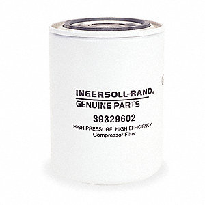 INGERSOLL RAND Replacement Oil Filter; For 5 to 15 HP R