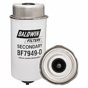Fuel Filter,7-21/32 x 3-1/2 x 7-21/32 In