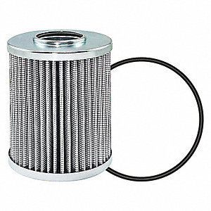 "Hydraulic Filter,Element Only,4-1/8"" L"