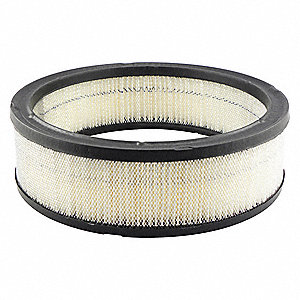 Air Filter,10-1/32 x 3 in.