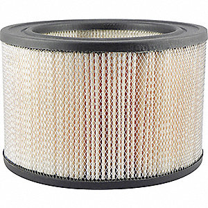 Cabin Air Filter,Element Only, Round