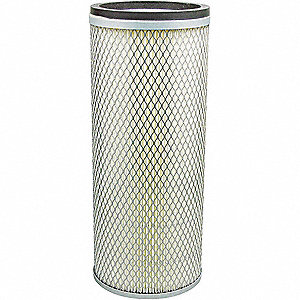 Air Filter,3-7/8 x 12-1/16 in.