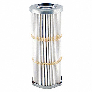"Hydraulic Filter,Element Only,8-1/8"" L"