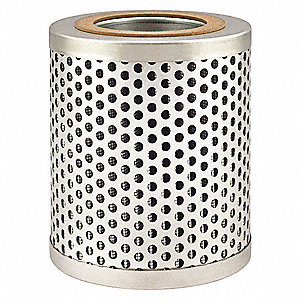 "Hydraulic Filter,Element Only,5"" L"