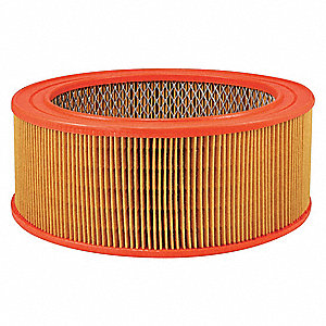 Air Filter,9-9/16 x 3-3/4 in.