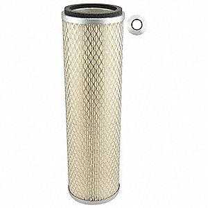 Air Filter,4-1/8 x 14-1/4 in.