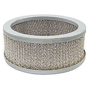 Air Filter,6-23/32 x 2-3/4 in.