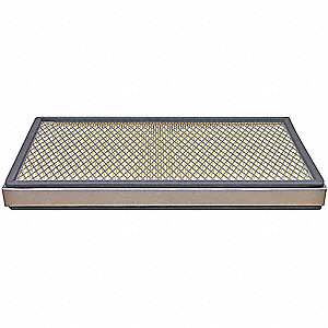 Air Filter,9 x 2-9/16 in.