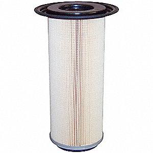 Air Filter,4-3/32 x 10-3/8 in.