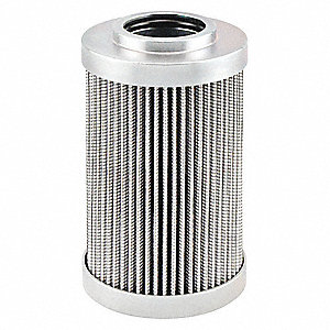 "Hydraulic Filter,Element Only,4-17/32"" L"