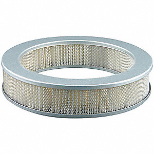 Air Filter,11-3/32 x 2-3/16 in.