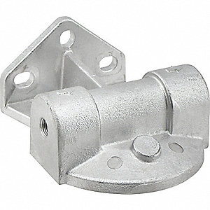 By-Pass Oil Filter Base,4-1/4 x 2-3/4 In