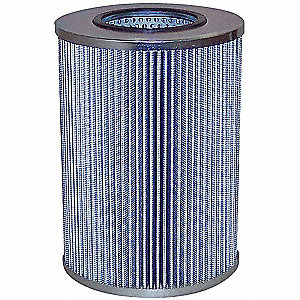 "Hydraulic Filter,Element Only,6-13/32"" L"