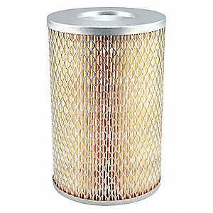 Air Filter,5-1/4 x 8 in.