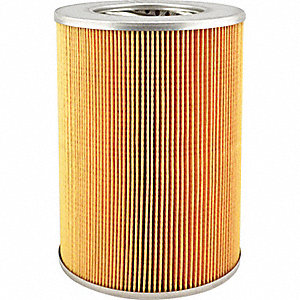 "Hydraulic Filter,Element Only,8"" L"