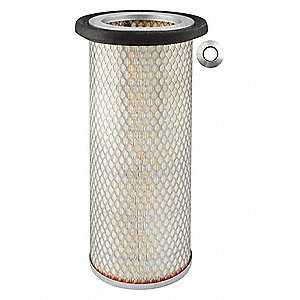 Air Filter,4-9/16 x 12 in.
