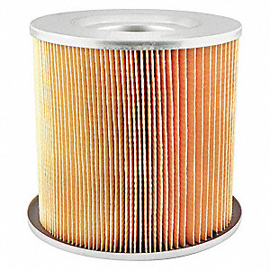 "Hydraulic Filter,Element Only,6"" L"