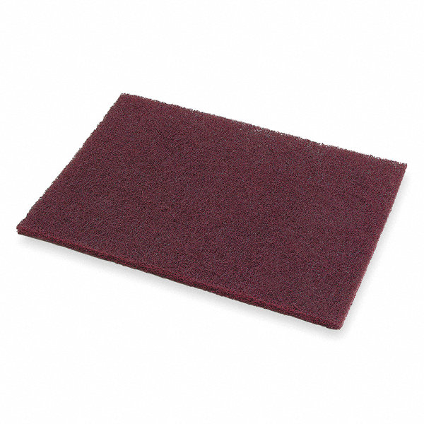 scotch brite very fine grade sanding hand pad 4zr18