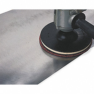 "7"" Hook-and-Loop Sanding Disc, Aluminum Oxide, Medium, Non-Woven, SC-DH, EA1"