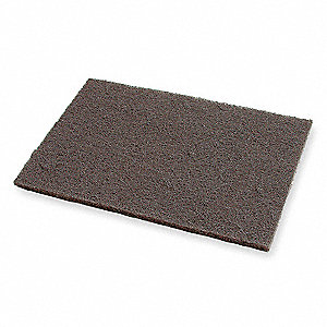Sanding Hand Pad,Silicon Carbide,Sup.F