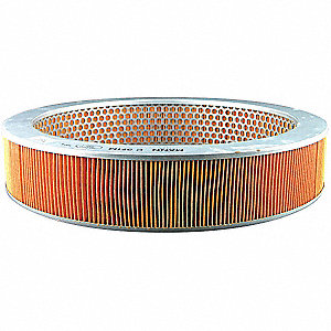 Air Filter,10-7/32 x 1-13/16 in.