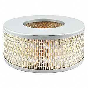 Air Filter,8-17/32 x 3-5/16 in.