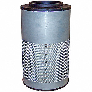 Air Filter,5-23/32 x 12-5/8 in.