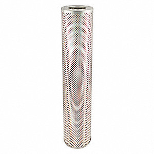 "Hydraulic Filter,Element Only,17-15/16""L"