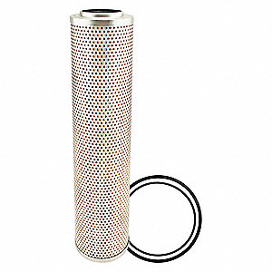 "Hydraulic Filter,Element Only,18"" L"