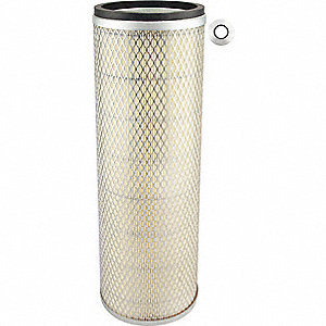 Air Filter,5-15/16 x 16-3/8 in.